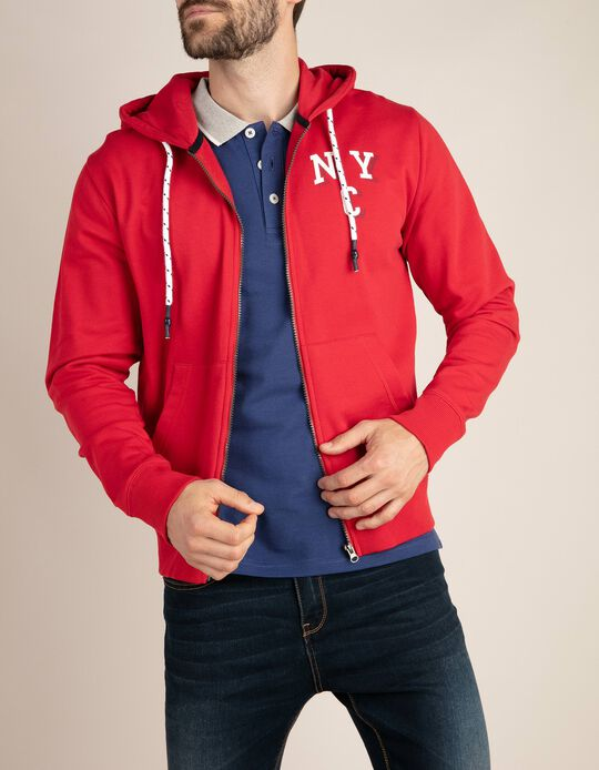 NYC Jacket with Hood