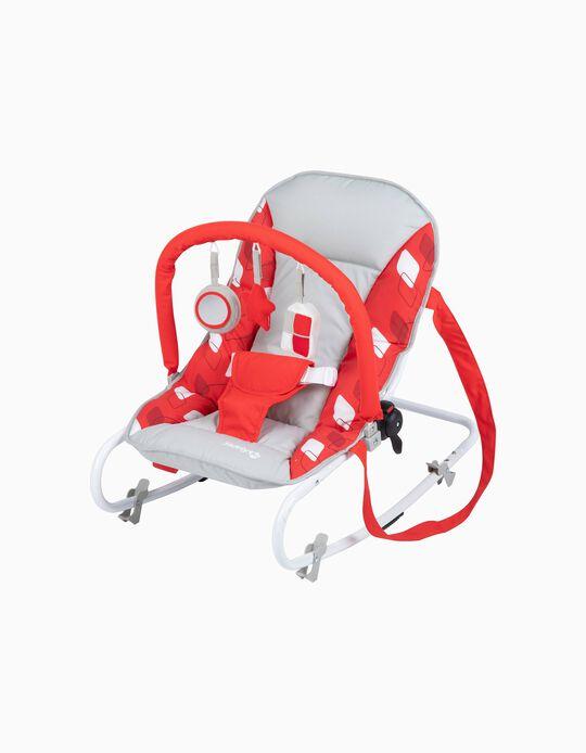 Cadeira De Repouso Koala Safety First Red Campus
