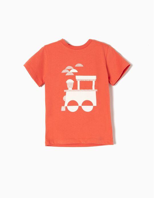 T-shirt Little Train