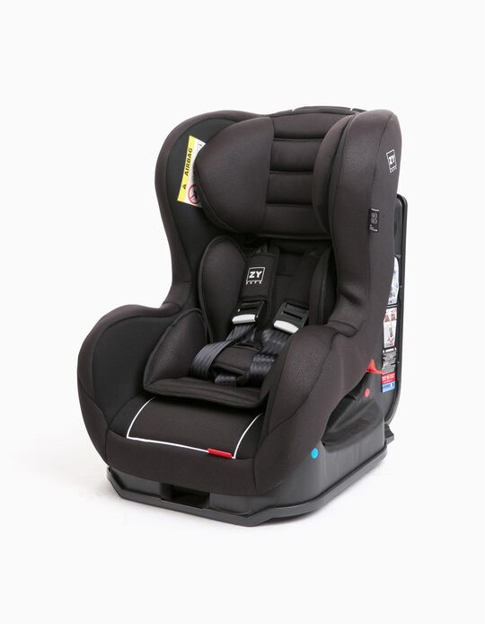 Cadeira Auto Gr 0/1/2 Primecare Prestige Zy Safe Black