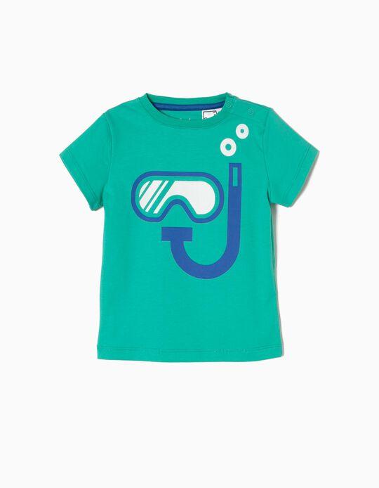 T-shirt Scuba Dive
