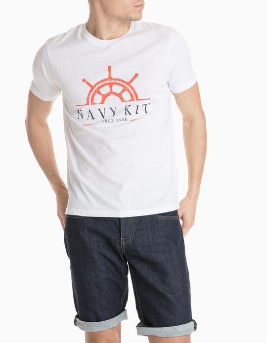 T-Shirt Navy Kit