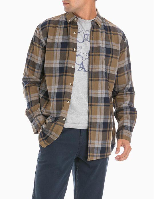 Conjunto T-shirt Camisa