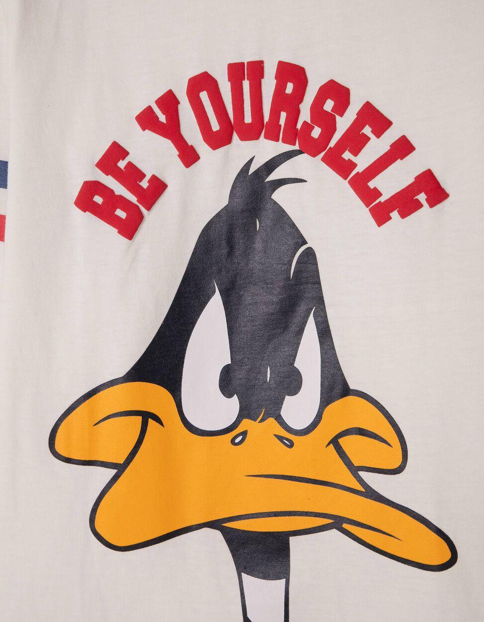 T-shirt Manga Comprida Daffy Duck