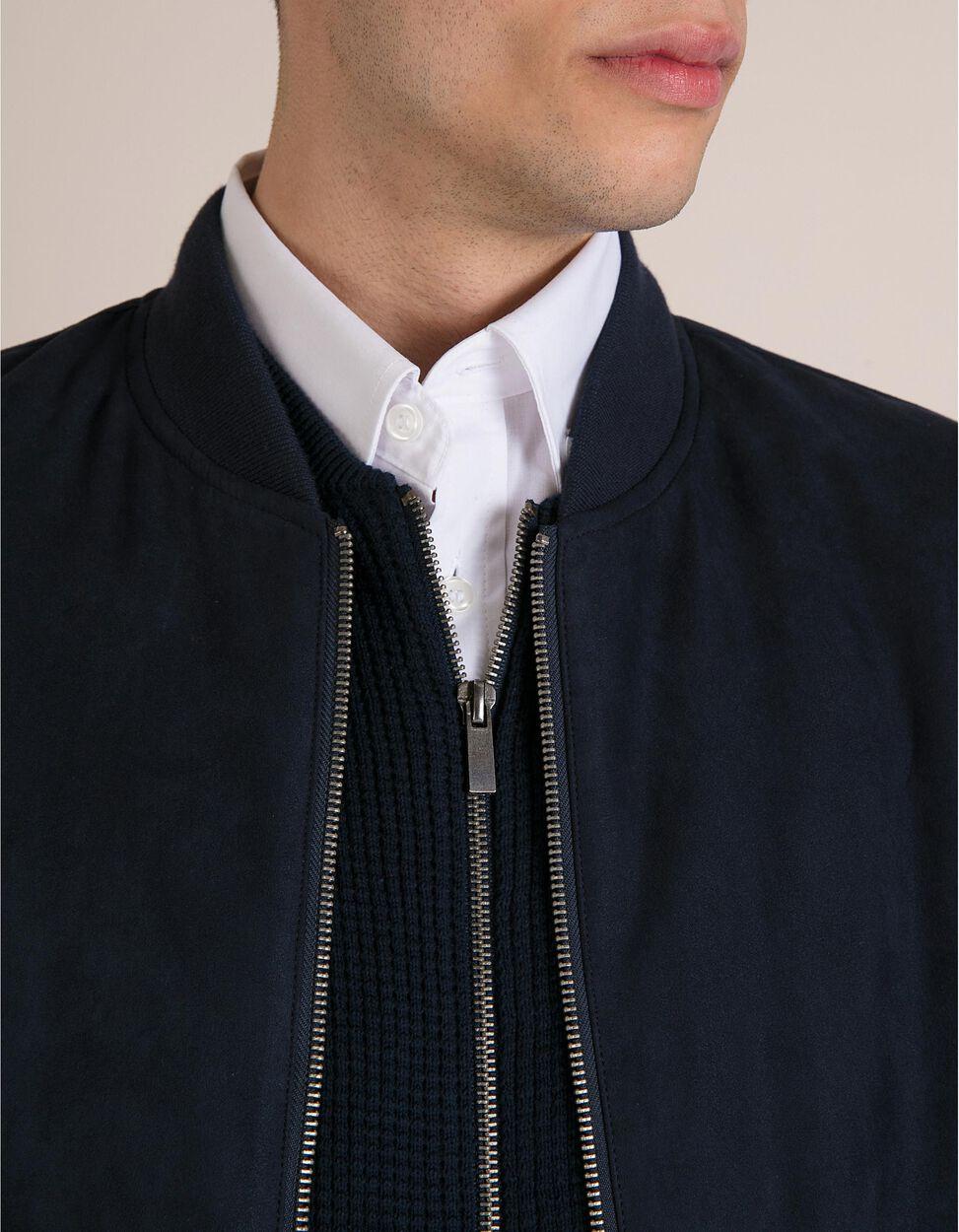 Blusão Motard