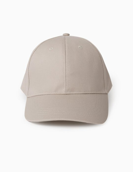 BASIC CANVAS CAP BLA, DARK BLUE14, 60