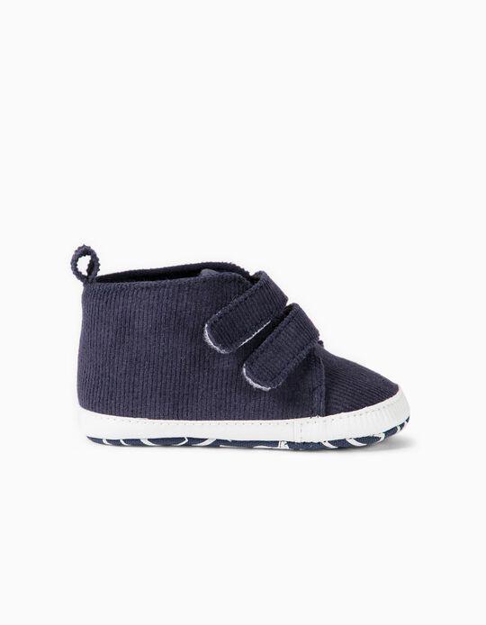 Sapatos bombazine com velcro