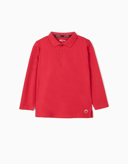 Polo liso Authentic