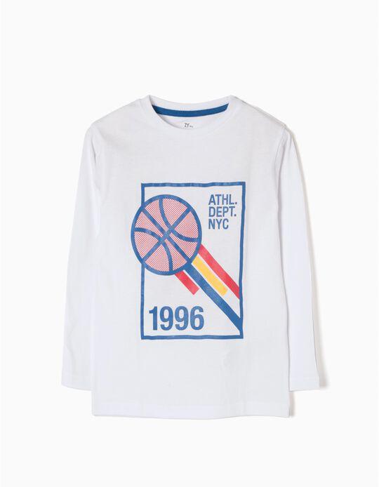 T-shirt Manga Comprida 1996