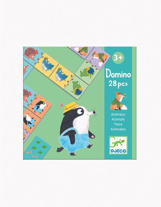 Domino 28Pcs Djeco