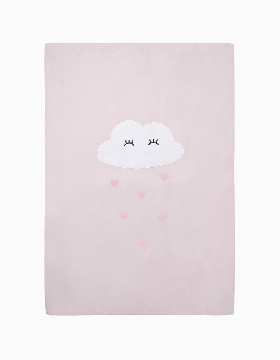 Edredão 120x60cm Cloud Zy Baby