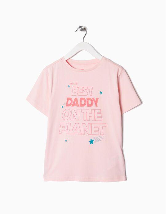 T-shirt Criança Dia do Pai