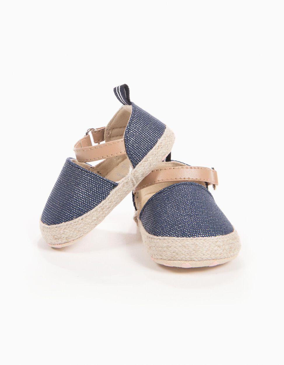 Sandálias Pre-Walker Bordado