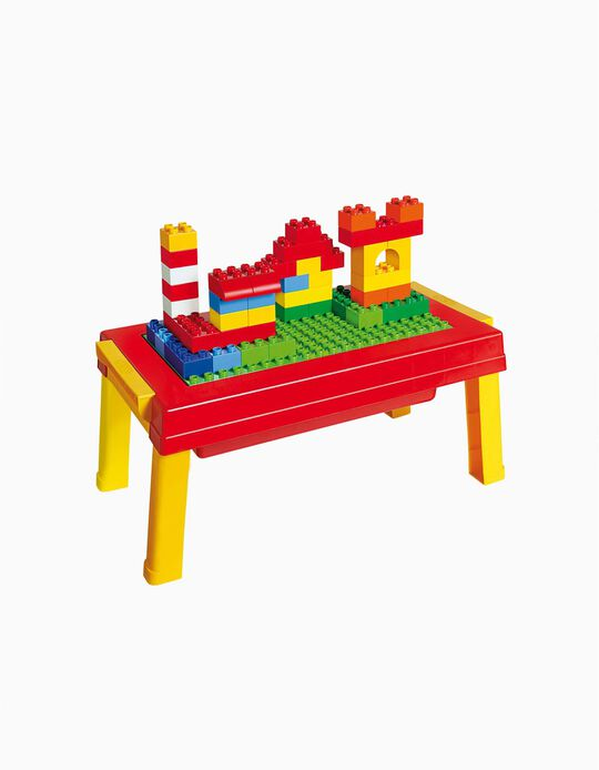 Brinquedo 18M+ Único  58 pçs