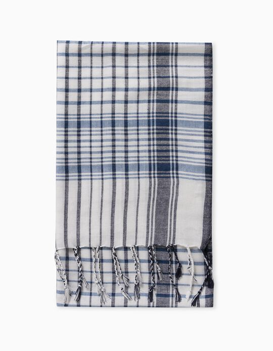 Chequered Scarf, for Boys