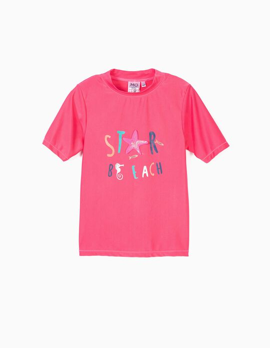 T-shirt Star Beach