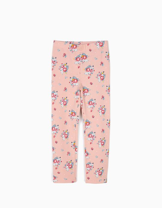 Pink Trousers, Flowers