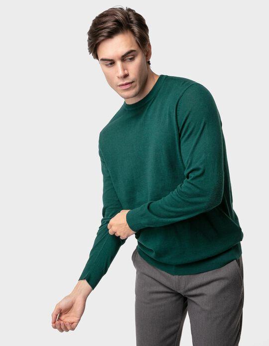 Cashmere Cotton Jumper
