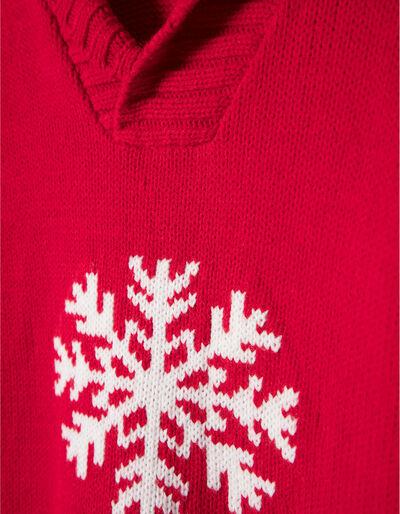 Camisola Malha Christmas
