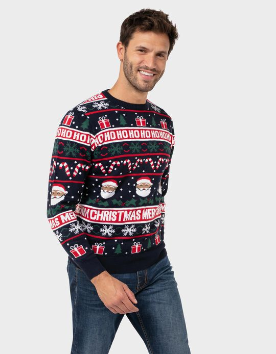 Camisola malha Natal