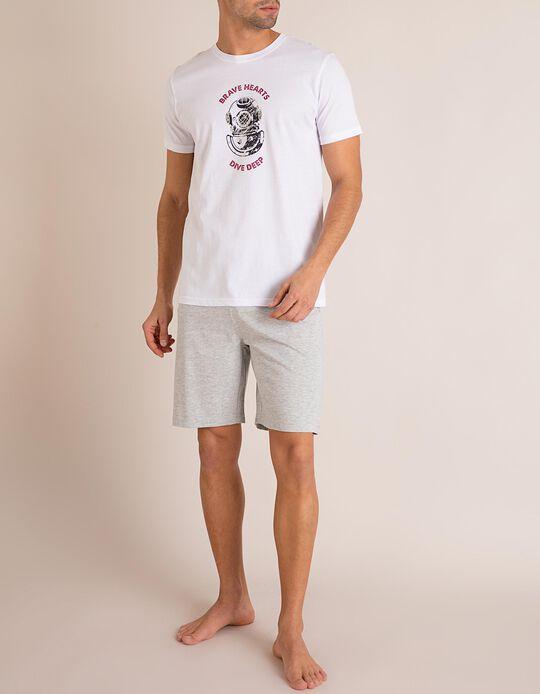 f1800cb44 Pijamas de Homem
