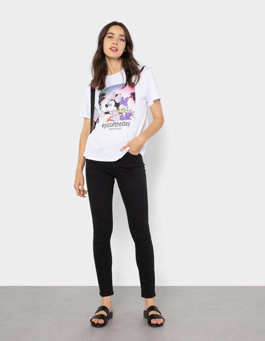 Twill Trousers, Black