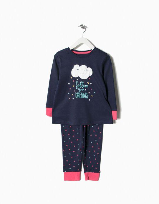 Pijama Follow Your Dreams