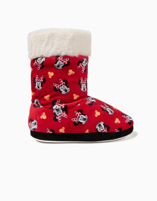 Pantufas Minnie Christmas