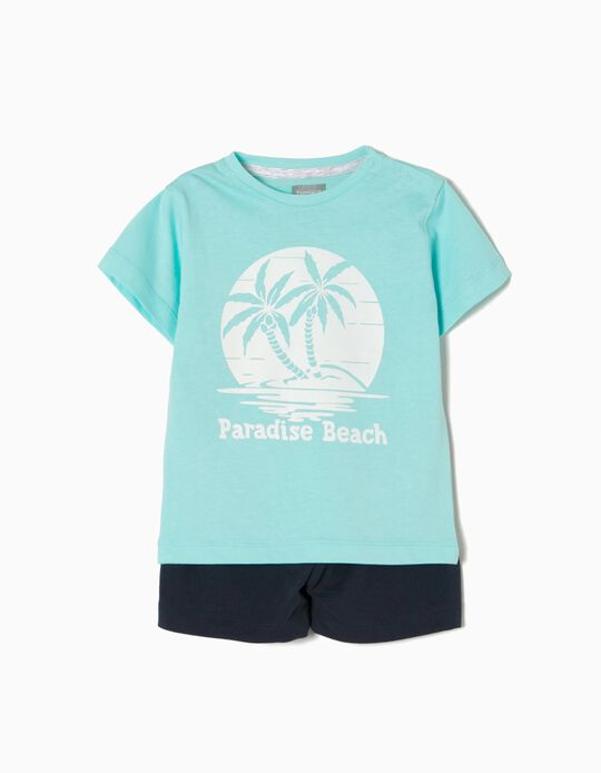 Conjunto Paradise Beach