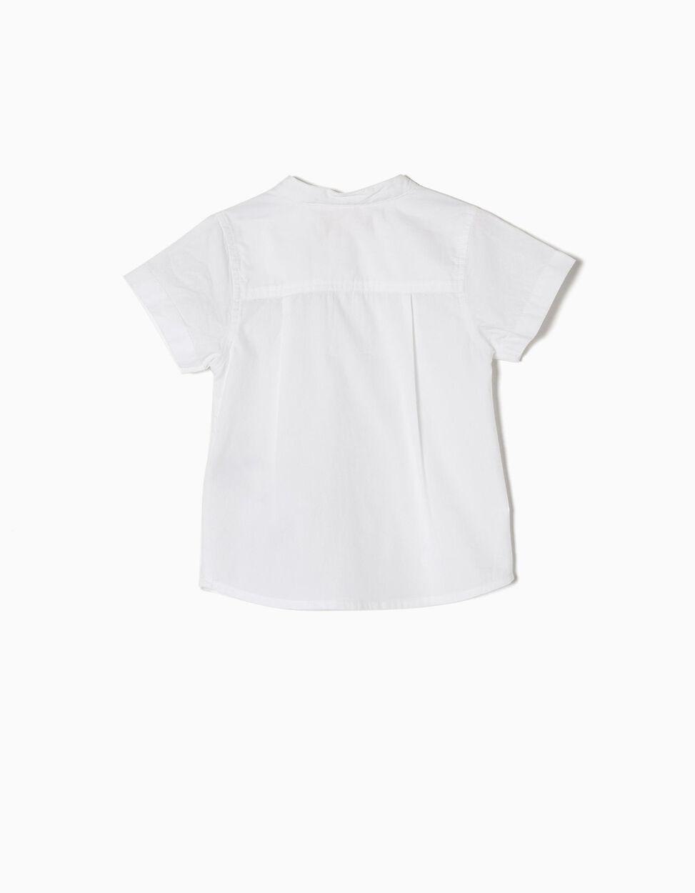 Camisa Gola Mao