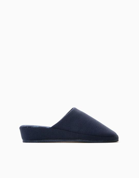 Platform Bedroom Slippers