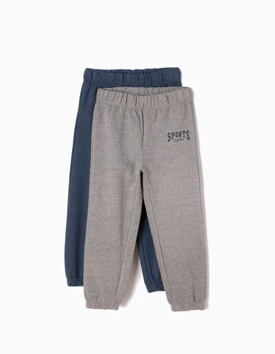 Pack of 2 Joggers, Sports Classic