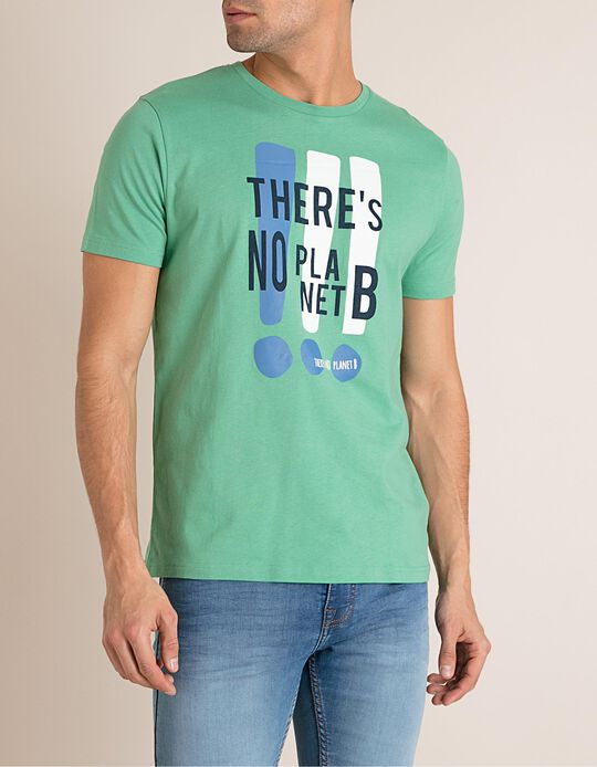 T-Shirt Algodão Orgânico