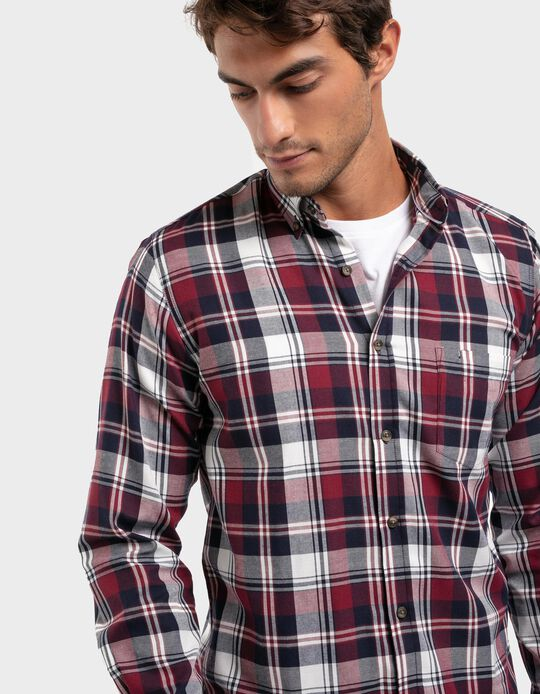 Regular Fit Viyella Shirt