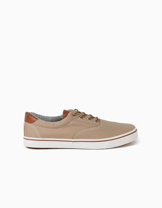 Canvas Trainers, Men