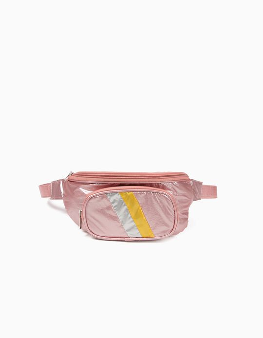 Bolsa de Cintura para Menina, Rosa