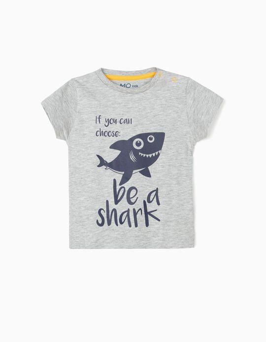 T-shirt Be a Shark