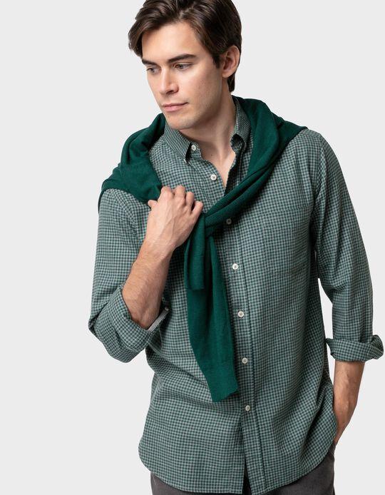 Camisa de flanela Regular Fit