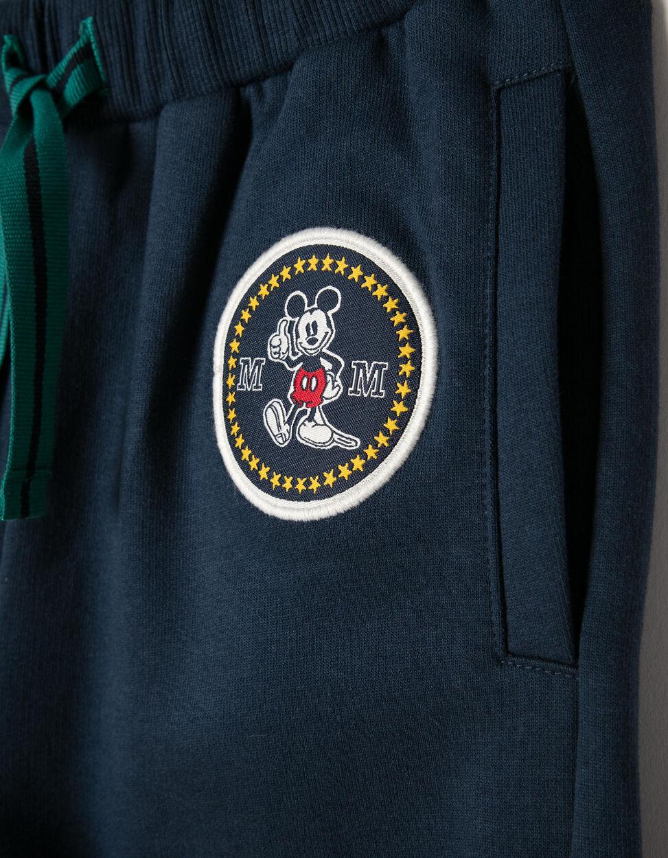 Calças de Treino Mickey Azuis