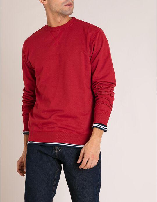 Sweatshirt Vermelha