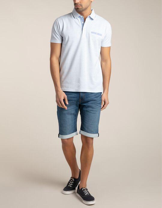 Marl Polo Shirt