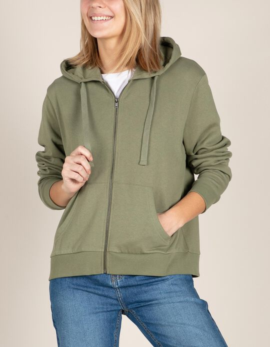 Hooded jacket, Essentials