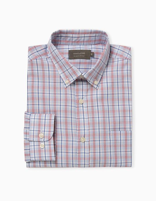 Chequered Shirt, for Men