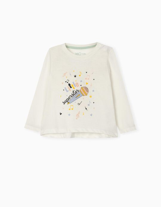 Long Sleeve Top, for Baby Girls
