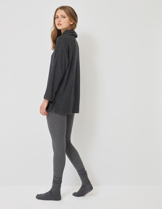 Plain Leggings, for Women