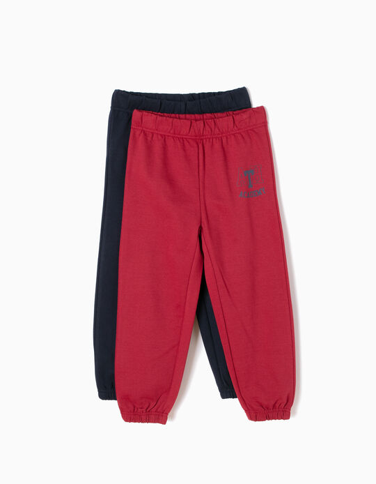 Pack of 2 Joggers, ATH Academy