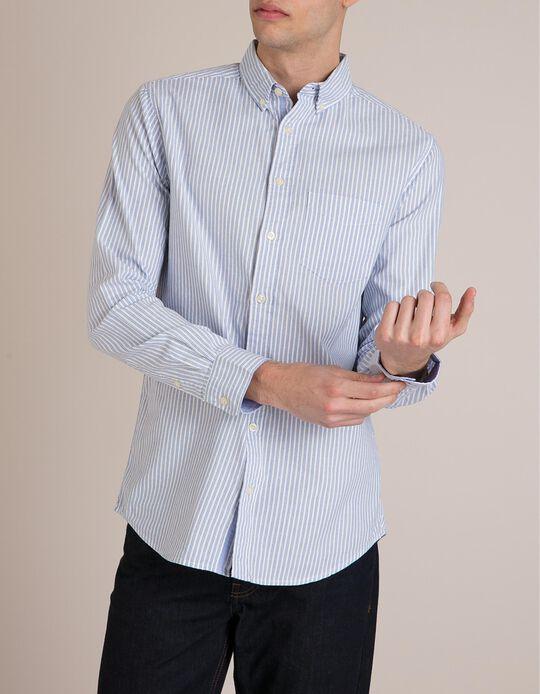 Camisa Regular Fit Algodão