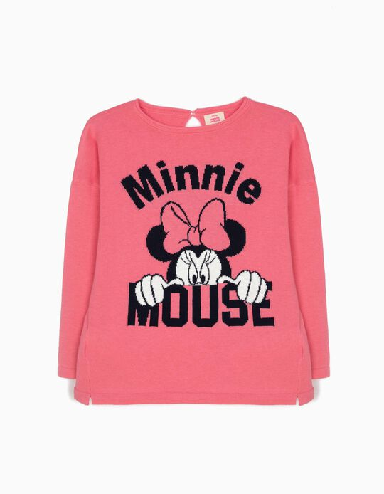 Pink Jumper, Minnie