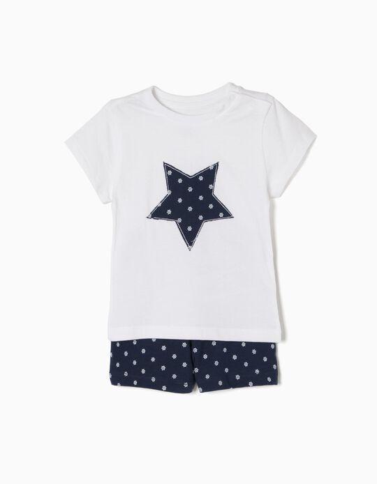 Conjunto Pijama Náutico