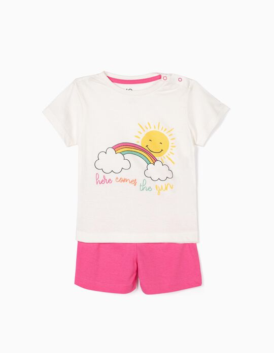 Pijama Arco-íris